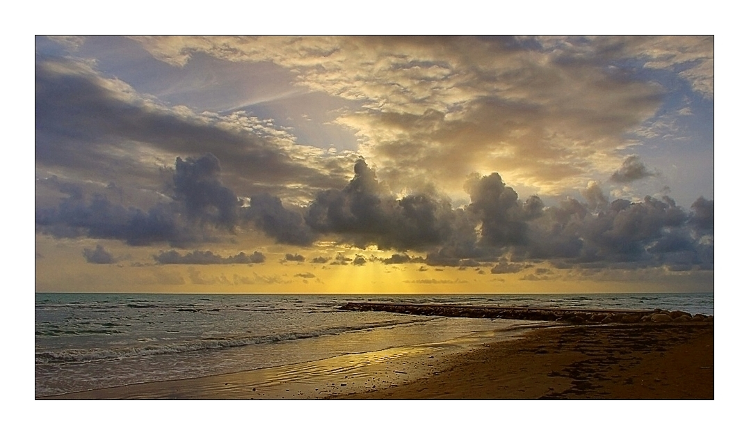 ~~Februar am Meer~~