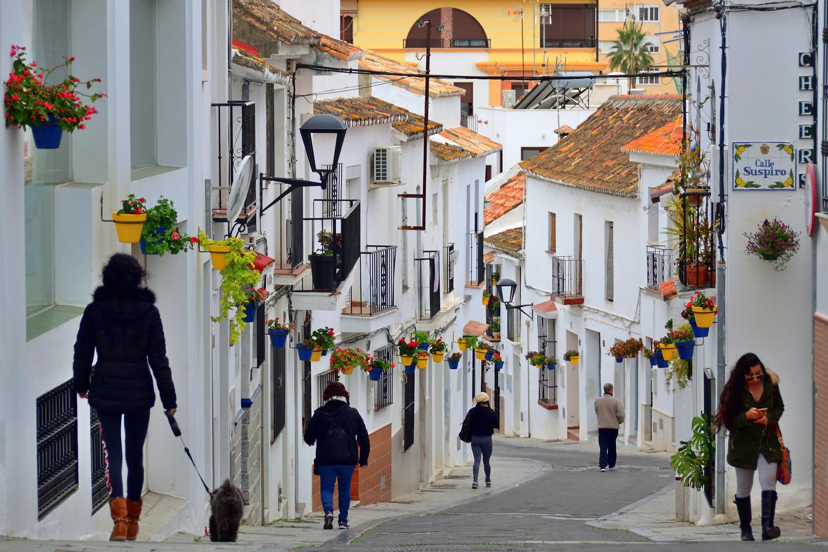Februar in Andalusien
