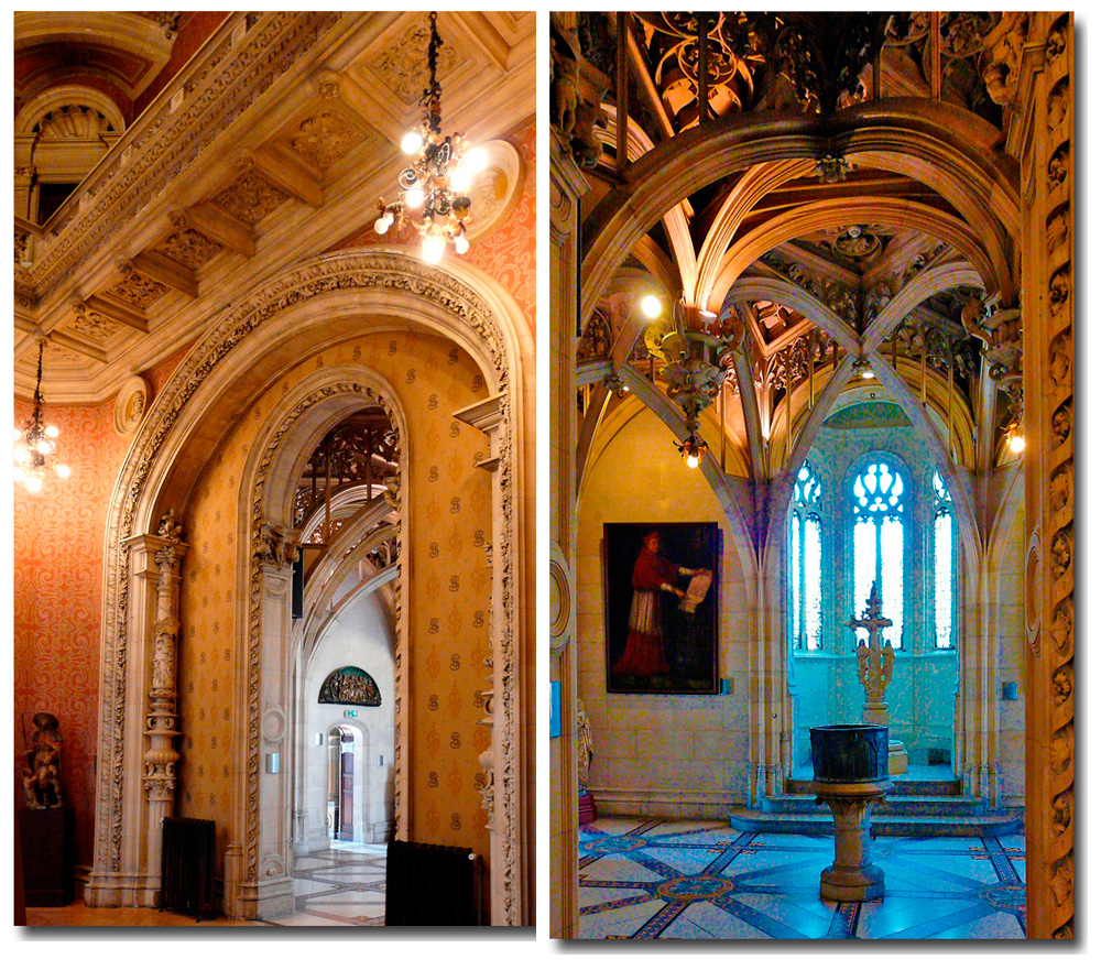 Fécamp - Palais Benedictine -