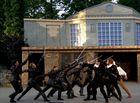 Fechtszene in 3 Musketiere Tecklenburg