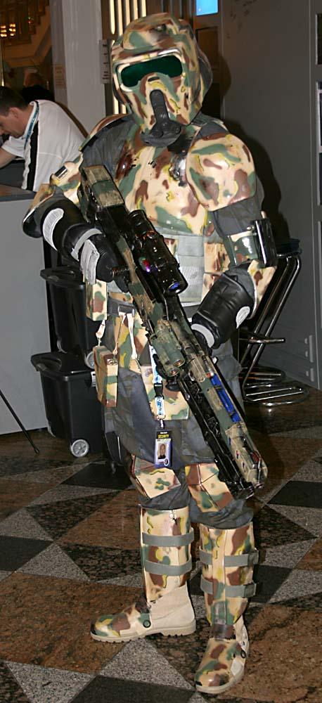 FedCon 2008: Security I