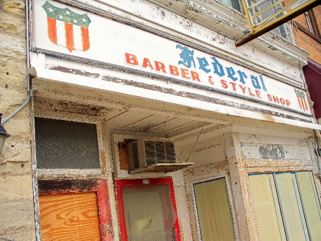 Federal Barber And Style Shop