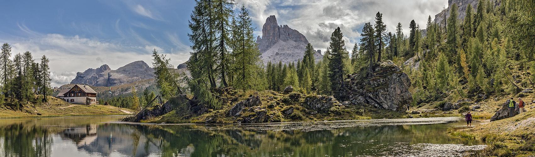 FEDERASEE (bei Cortina)