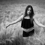 feel the nature (bw)