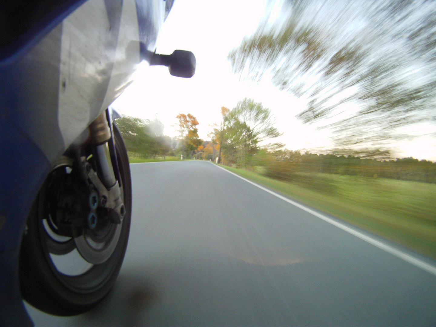 ...feel the speed...