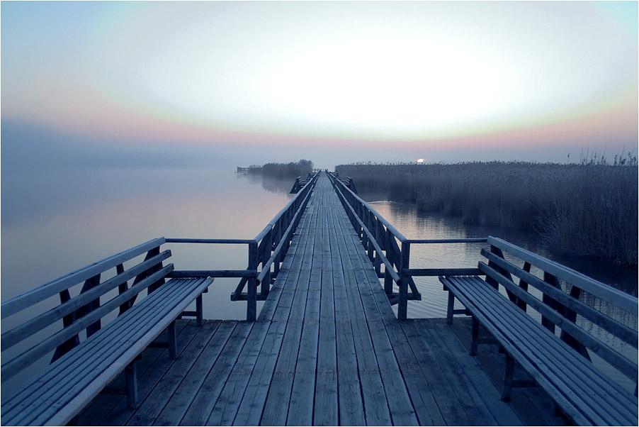 feeling the morning-blue(s)