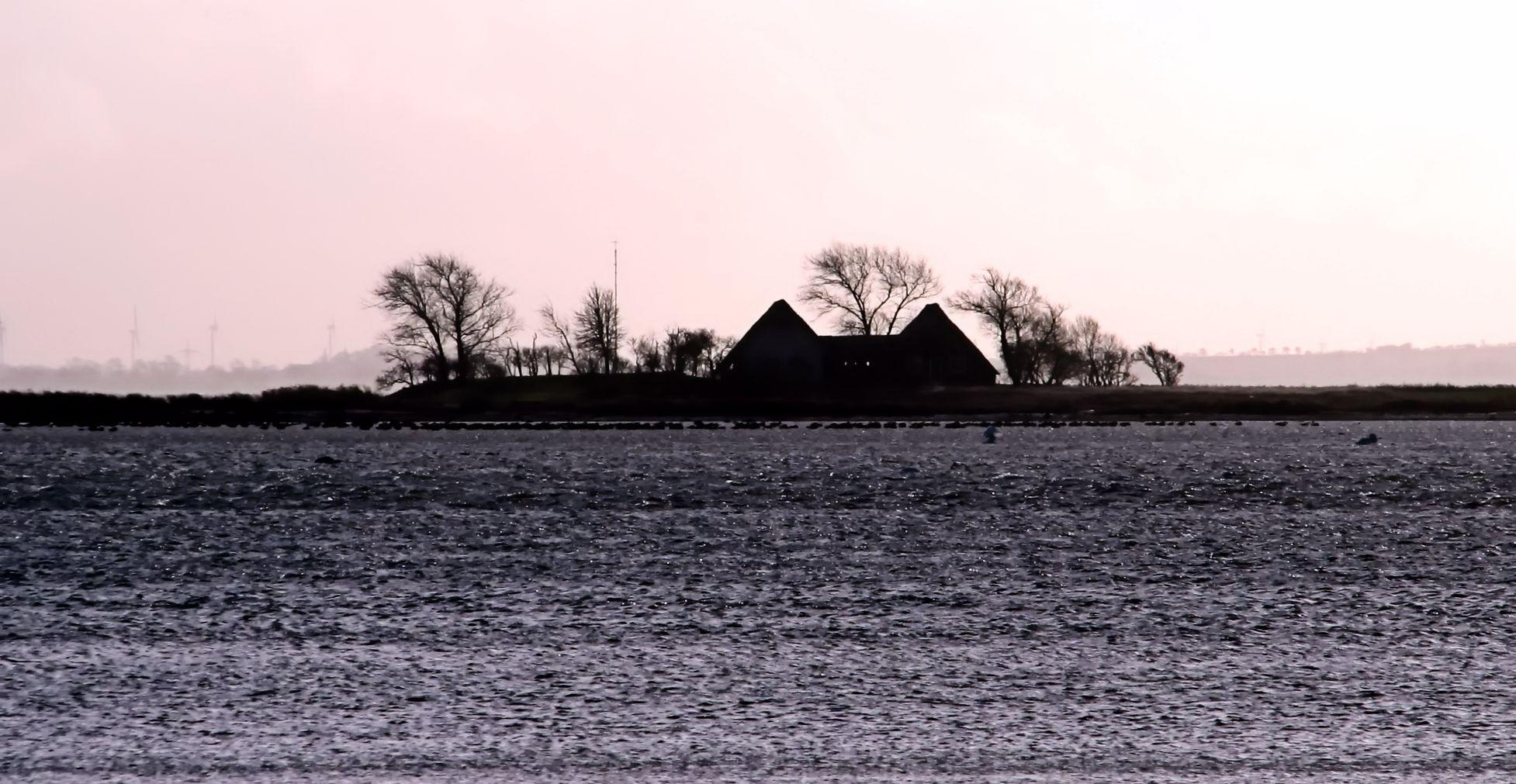 Fehmarn Herbst -Lemkenhafener Bucht