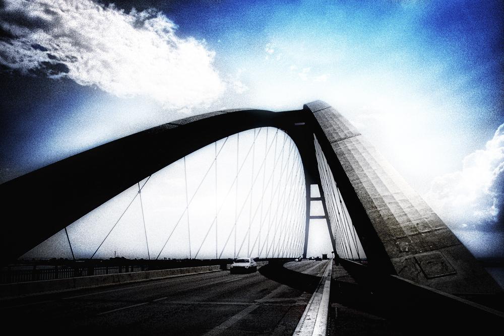 Fehmarnsundbrücke ...