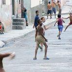 Feierabend in Santiago de Cuba