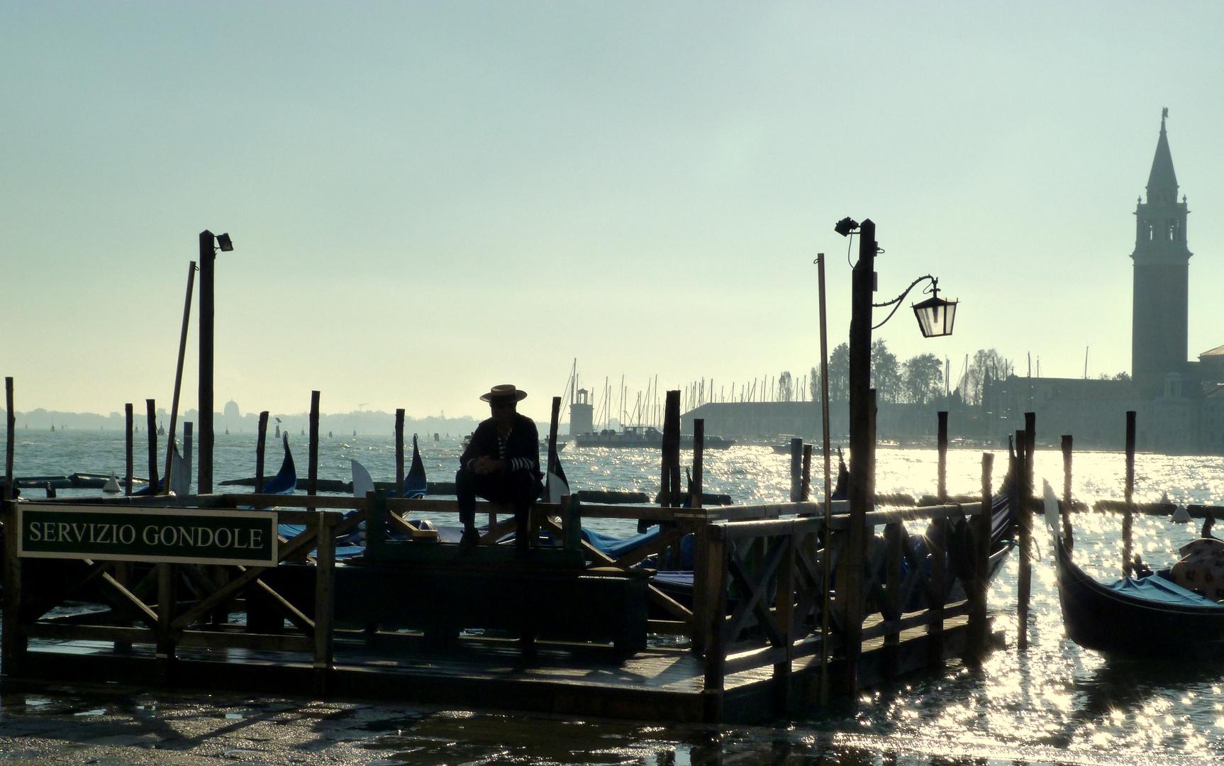 Feierabend in Venedig