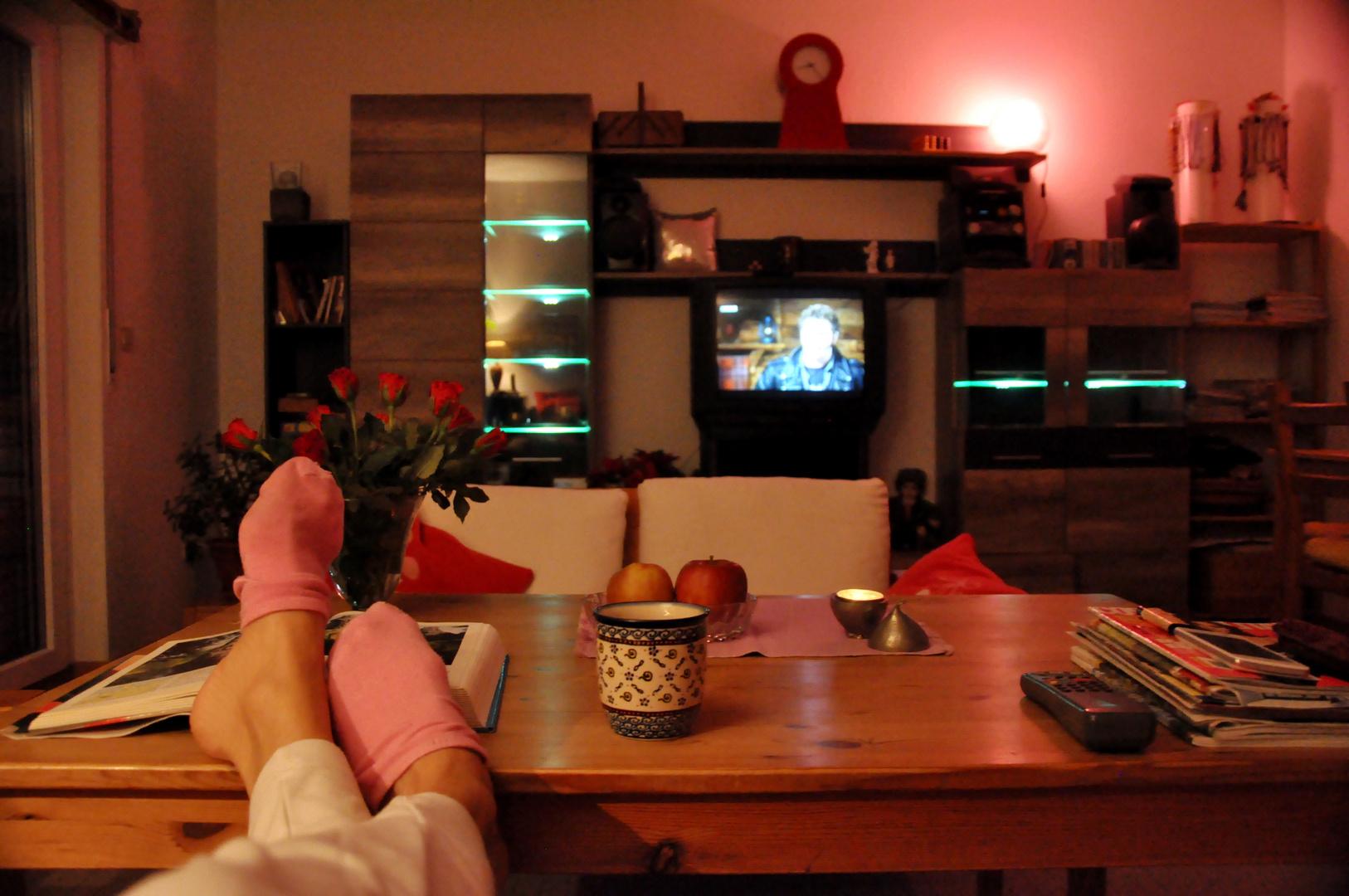 Feierabend, mein Wohnzimmer und ich Foto & Bild | monatswettbewerbe ...