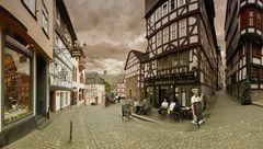 Feierabendbier in Marburg
