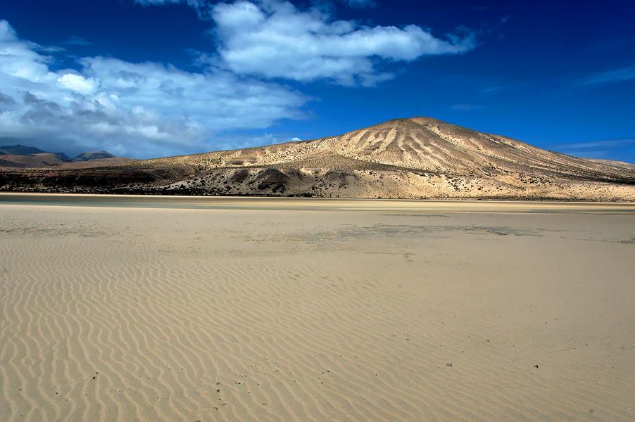 Feiner Sand