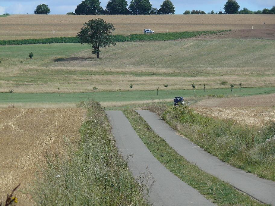 Feld-, Wald- und Wiesen-Autobahn