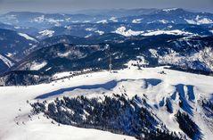Luftbilder Winter