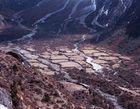 Felder im Khumbu