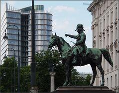 Feldmarschall Radetzky zeigt uns das neue Wien