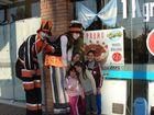 FELICES EN SU DIA EN HELADERIA VENETO COLASTINE NORTE-ARGENTINA