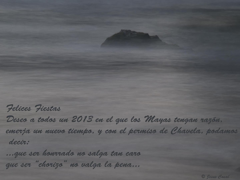 Felices Fiestas y Año 2013