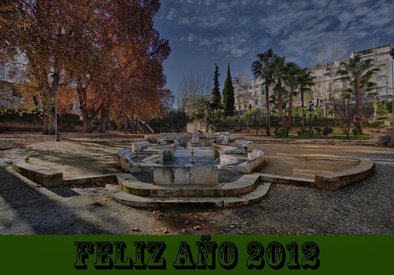 FELIZ AÑO NUEVO 2012 PARA TODOS LOS MIEMBR@S F.C.
