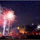 ¡Feliz Año Nuevo! Ein glückliches Neues Jahr!