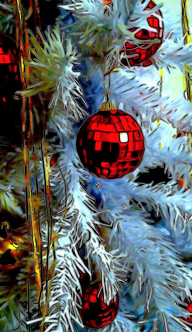 Feliz Navidad 2020/21 con mis mejores deseos