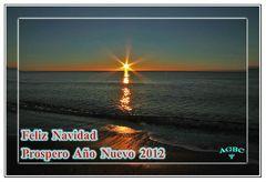 Feliz Navidad y Prospero Año 2012 II