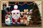 Feliz Navidad y Prospero Año Nuevo 2016