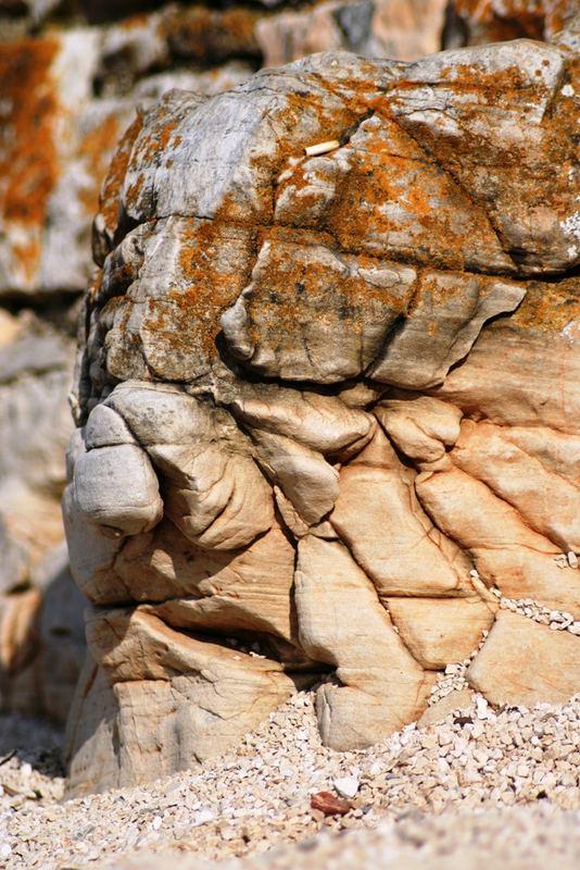 Felsen oder was?