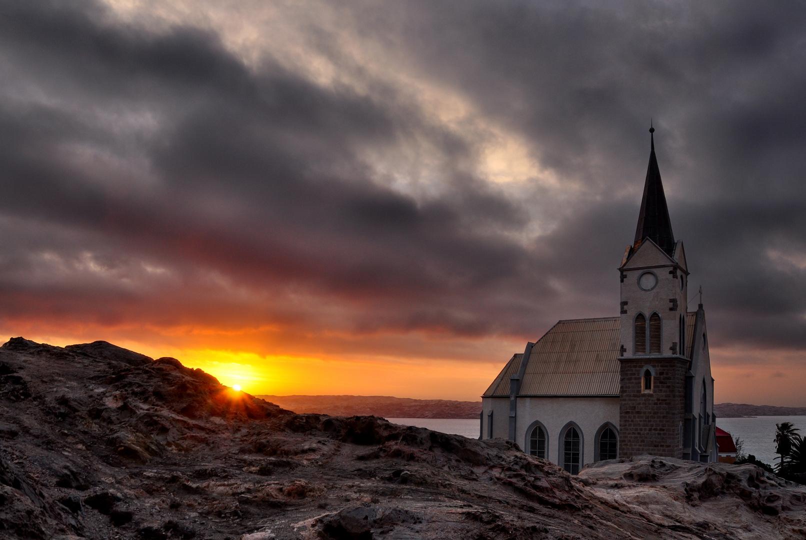 Felsenkirche Lüderitz