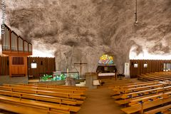 Felsenkirche St. Michael