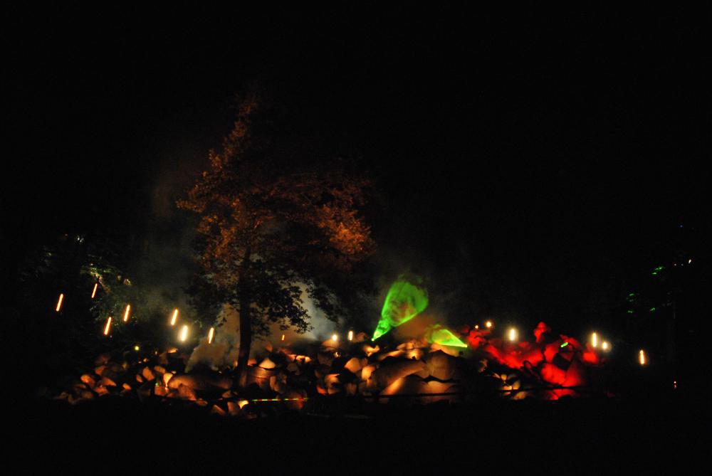 Felsenmeer in Flammen 4 (26.09.2009)