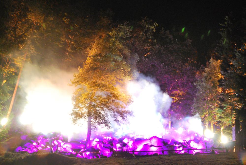 Felsenmeer in Flammen 5 (26.09.2009)