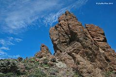 Felsformation im Teidegebiet