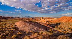 Felsformationen 1, Valley of Fire SP, Nevada, USA