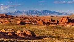 Felsformationen 2, Valley of Fire SP, Nevada, USA