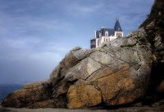 Felsige Bretagne
