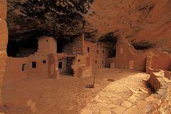 Felswohnungen im Mesa Verde Nationalpark