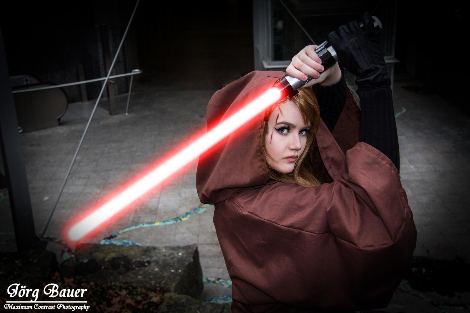 """"""" Female Skywalker"""""""
