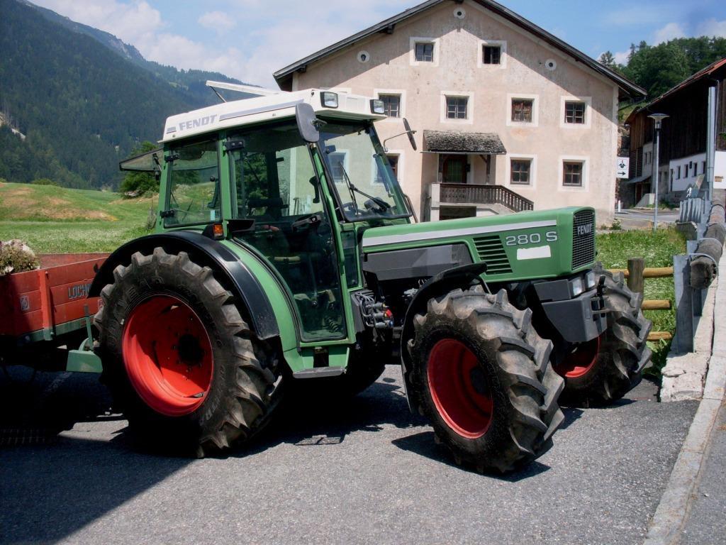 Fendt 280 S