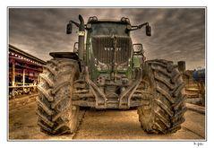 """Fendt Traktor """"Voll Fett"""" ..."""