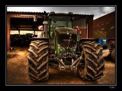 """Fendt Traktor """"Voll Fett ..."""" III."""