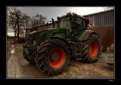 """Fendt Traktor """"Voll Fett ..."""" IV."""