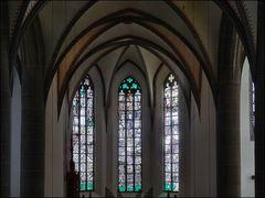 Fenster am Altar