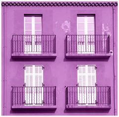 Fenster am Hafen...