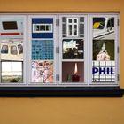 Fenster - collage