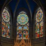Fenster der Luther - Kirche