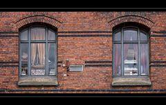 Fenster ganz maritim
