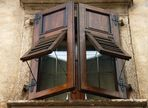 Fenster in ALA - Italien