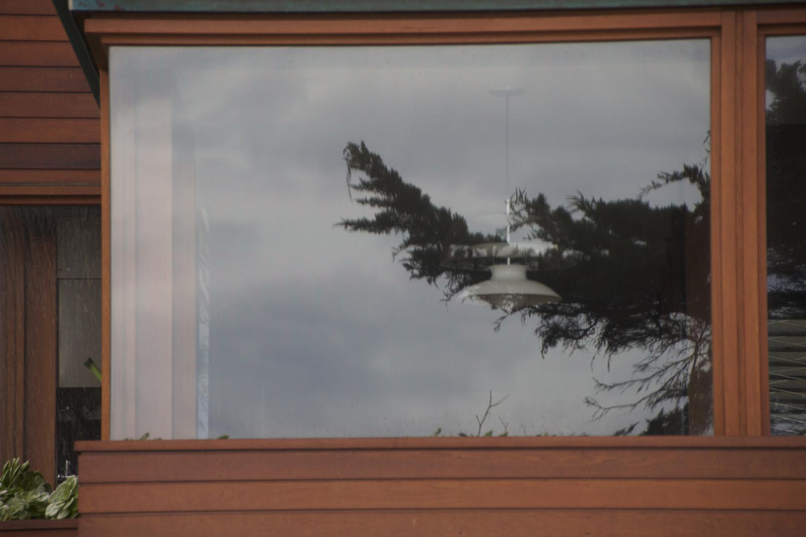 Fenster in Carmel by the Sea
